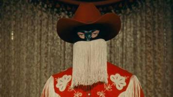 orville peck shares remarkable new video 'dead of night'