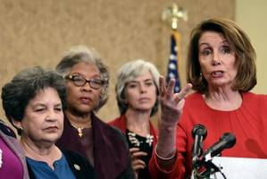 pelosi says middle east trip faced 'grave threats' after white house leaked details