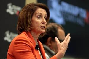 US president grounds speaker Nancy Pelosi's Afghan trip in shutdown tit-for-tat