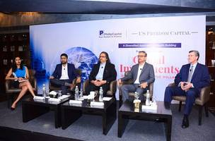 us freedom capital co-hosted a panel discussion with phillip capital on global investments