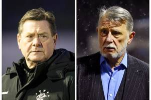 Donald Findlay accuses Rangers kitman Jimmy Bell of getting Cowdenbeath cup tie postponed