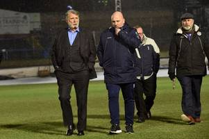 Rangers call-off blasted by Cowdenbeath boss who claims it wouldn't have happened if it was Berwick Rangers