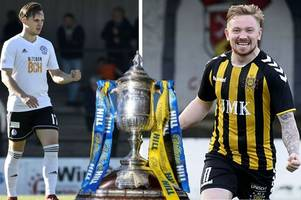 shankland v shankland: striker dreamed of being liverpool hero and now hopes to dump out former club ayr united