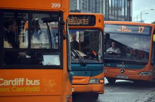 cardiff bus fares are going up as union says company is at 'crisis point'