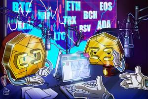 bitcoin, ripple, ethereum, bitcoin cash, eos, stellar, litecoin, tron, bitcoin sv, cardano: price analysis, jan. 18