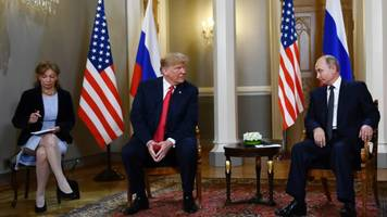 Russian FM Errs in Saying Congress Stepping on Trump's Foreign Policy Toes