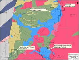 Pelangio Options Strachan Property Battery Metals Project to Pancontinental Resources Corp.