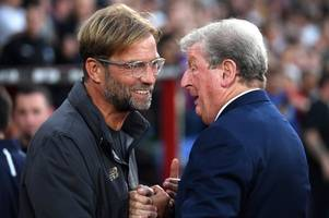 what jurgen klopp and roy hodgson have said on 'spygate' ahead of liverpool's clash with palace