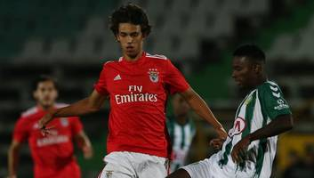 benfica 'reject €70m offer' for wonderkid joão felix from liverpool