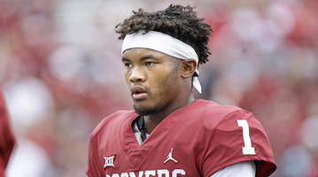 is kyler murray ready to be the fuel for the nfl draft hype machine?