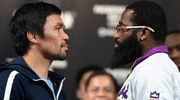 manny pacquiao vs. adrien broner predictions—and whether the winner should face floyd mayweather
