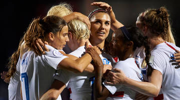 projecting the uswnt's 23 for the 2019 women's world cup roster