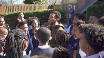 Watch: Ludacris Surprises Two Middle School Students With Super Bowl Tickets