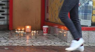 more of us will die, warns homeless woman who found friend's lifeless body in doorway of belfast shop