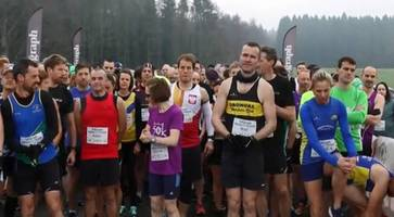 run forest run gosford 5k and 10k january 2019- video and full results
