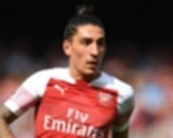 bellerin's knee hands arsenal boss emery another injury headache