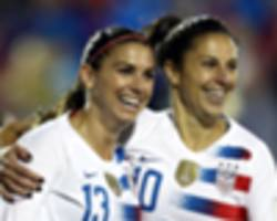 france women vs uswnt: tv channel, live stream, squad news & preview
