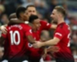 giggs: man utd no longer looking over their shoulder - the top-four is on!