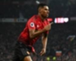 manchester united 2 brighton and hove albion 1: record-breaking win for solskjaer