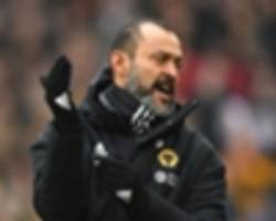 i deserved red card, says wolves boss nuno
