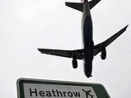 Man, 38, charged with drone flying near Heathrow days after scare at Gatwick grounded 1,000 flights