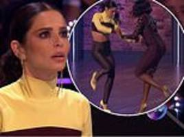 The Greatest Dancer: Cheryl's 'shocked' face leaves viewers in hysterics