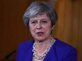 theresa may leaves eu leaders in 'disbelief' as she fails to make any new brexit demands
