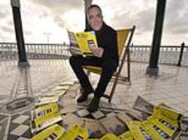 yellow pages, famous for memorable adverts, delivers final copies as it goes fully digital