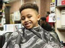 Schoolboy, five, banned from playground for 'extreme 'skin-fade hairstyle'