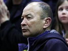 Eddie Jones fires up the Six Nations mind games and targets Sexton
