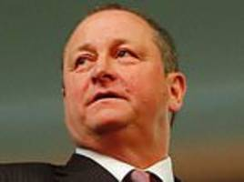 mike ashley preparing to accept defeat in mission to sell newcastle