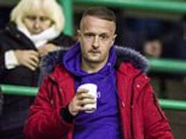 terry butcher hopes troubled leigh griffiths can eventually flourish