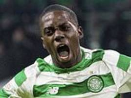 timothy weah hails celtic atmosphere after debut goal and reveals dad george will attend game