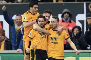 Wolves score in injury time to grab 4-3 win over Leicester