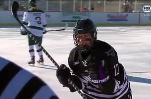 HDM: Minnesota State hangs on for 2-1 win over Bemidji State