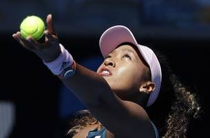 osaka, serena williams set for action at australian open