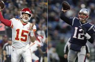 Chiefs set to host a Patriots team that is playing an unfamiliar role as underdog