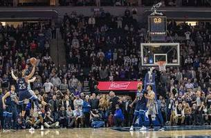 rose misses game-tying 3, timberwolves lose at home to spurs