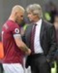 west ham 'likely' to fine marko arnautovic whopping £200,000 for not playing v bournemouth