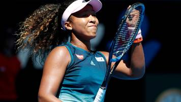 australian open 2019: naomi osaka comes from behind to reach fourth round
