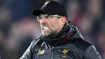 Jurgen Klopp: Liverpool boss hails important 60-point milestone