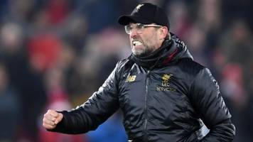liverpool 4-3 crystal palace: jurgen klopp pleased with world class mo salah after 'difficult' palace win