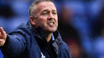 paul lambert: ipswich town boss pays for fans to travel to blackburn game