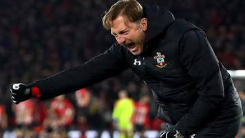 southampton 2-1 everton: ralph hasenhuttl acknowledges 'great win' as saints beat everton