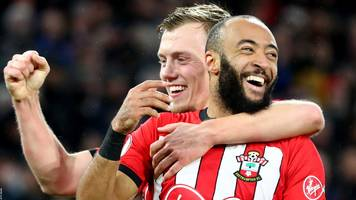 southampton 2-0 everton: superb ward-prowse goal aids saints resurgence