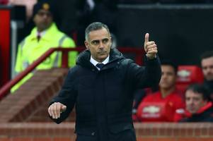jose gomes on derby county, injuries and admiring frank lampard as a player