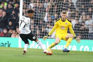 match report: derby county 2-1 reading