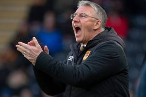 'if we can beat leeds united we can beat anyone' says upbeat hull city boss nigel adkins