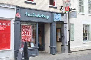 this popular designer fashion store in beverley is closing