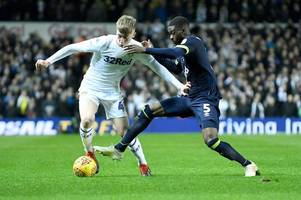 crystal palace want leeds united teenage sensation and latest on ashley cole move to derby county